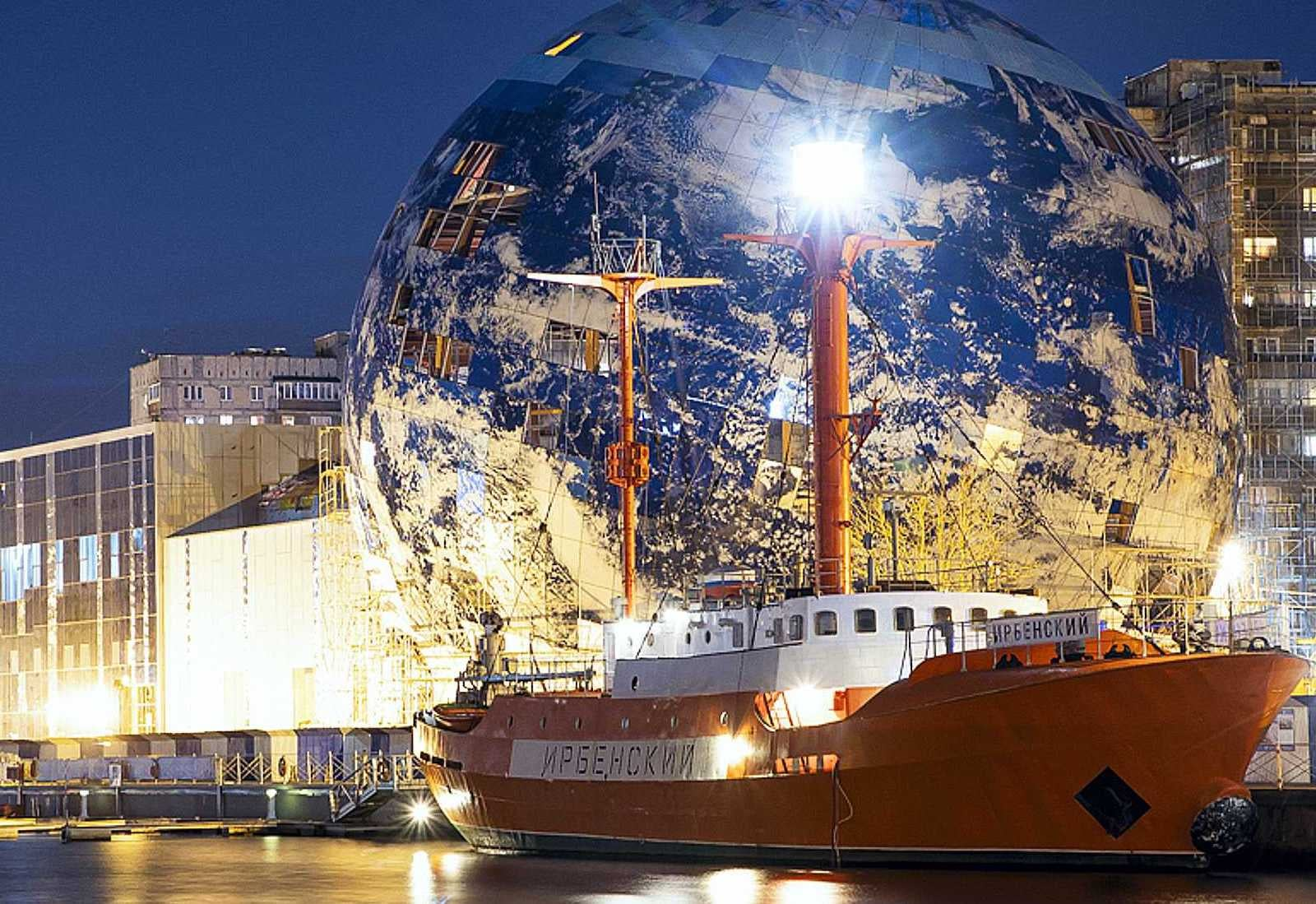 Вековой юбилей барка «Седов» отмечают в Музее Мирового океана 23 марта 2021 года.