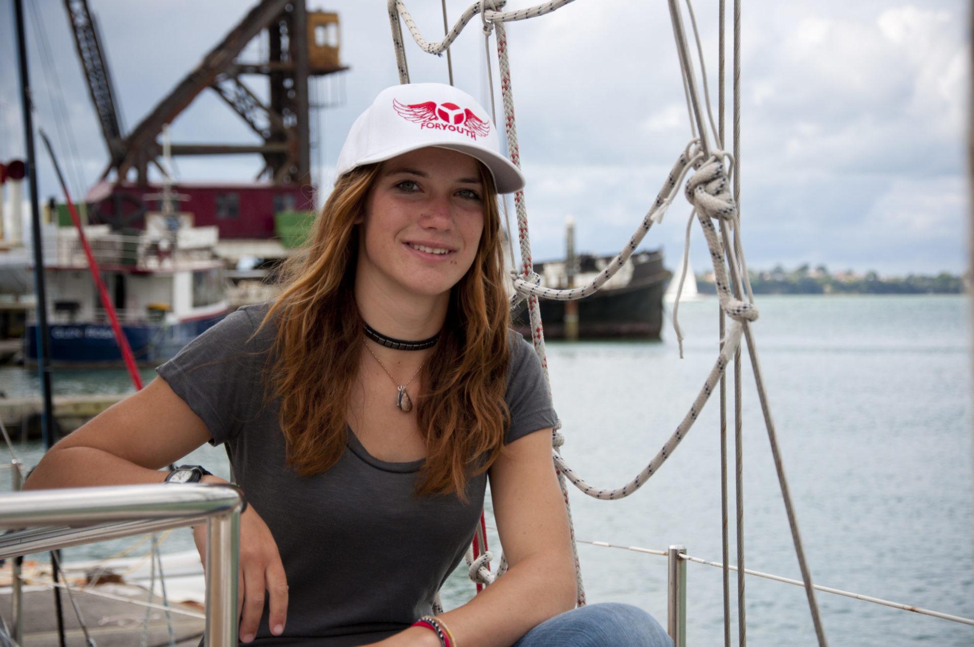 Лора Деккер: рожденная в море