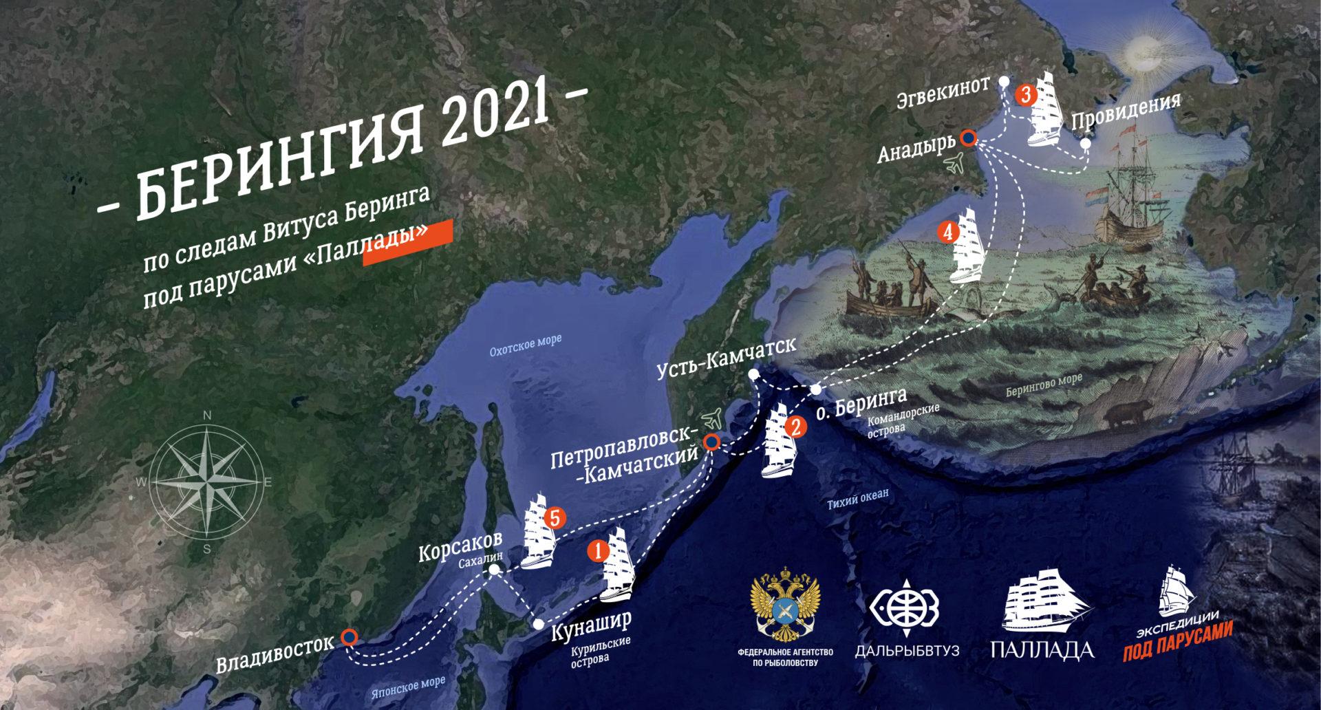 Берингия 2021