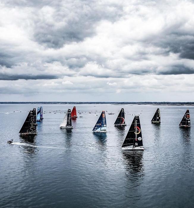 Во Франции стартовала кругосветка The Ocean Race
