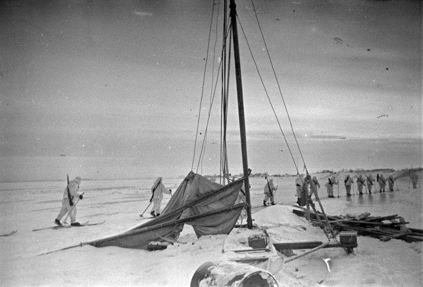 Всем врагам назло! Наши яхтсмены во время Великой Отечественной войны