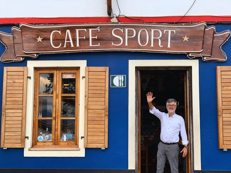 Peter Café Sport, или Место, в котором невозможно не побывать